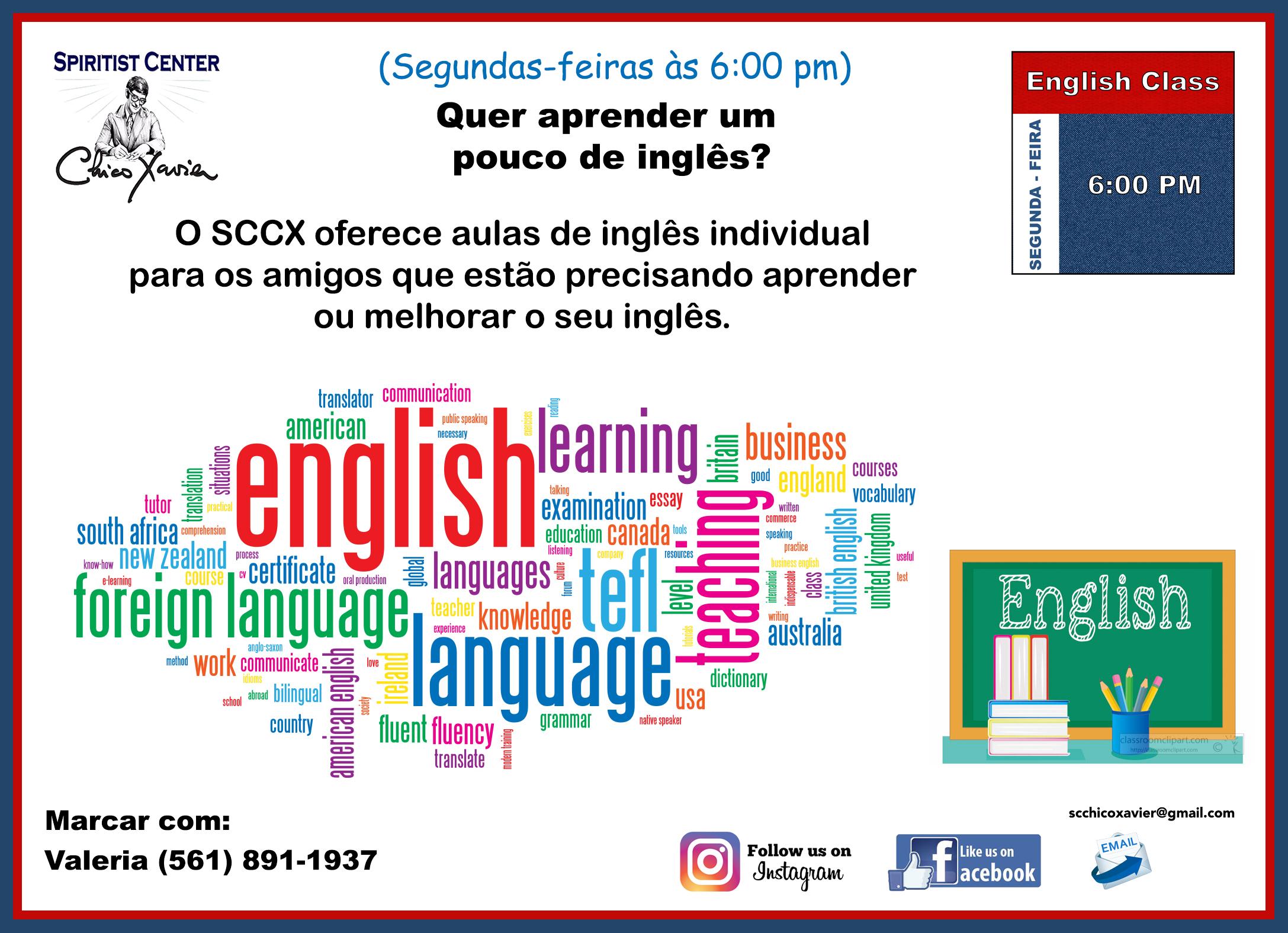 English Class individual