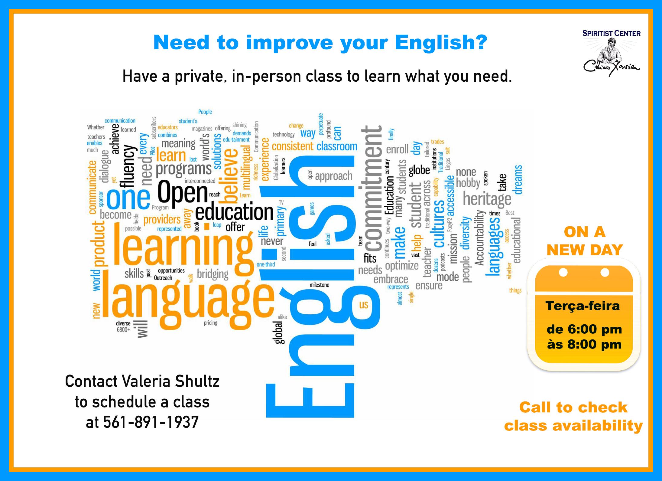 English Class private