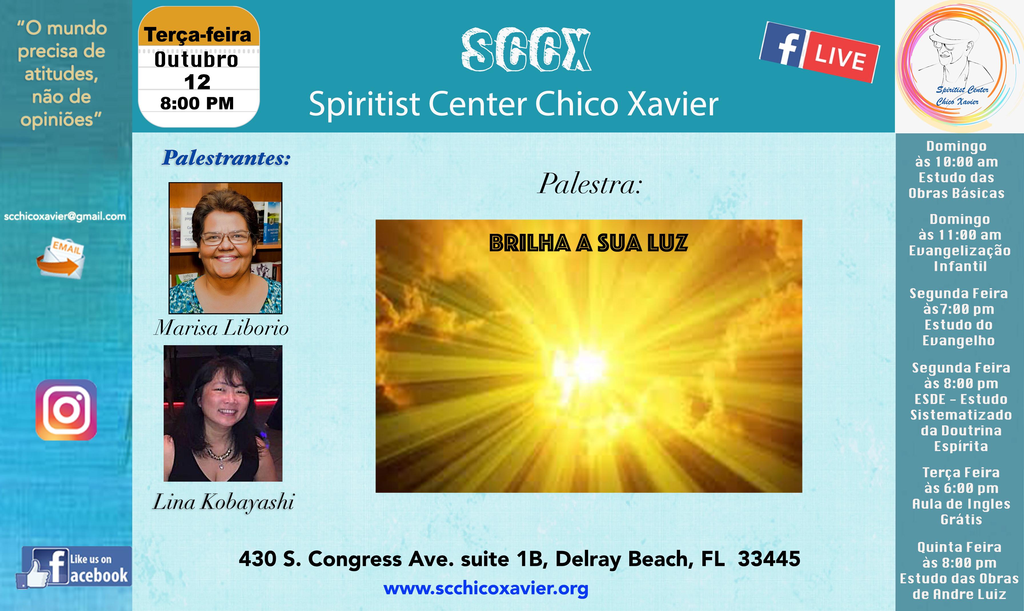 Marisa Liborio e Lina Kobayashi -Brilha a sua luz