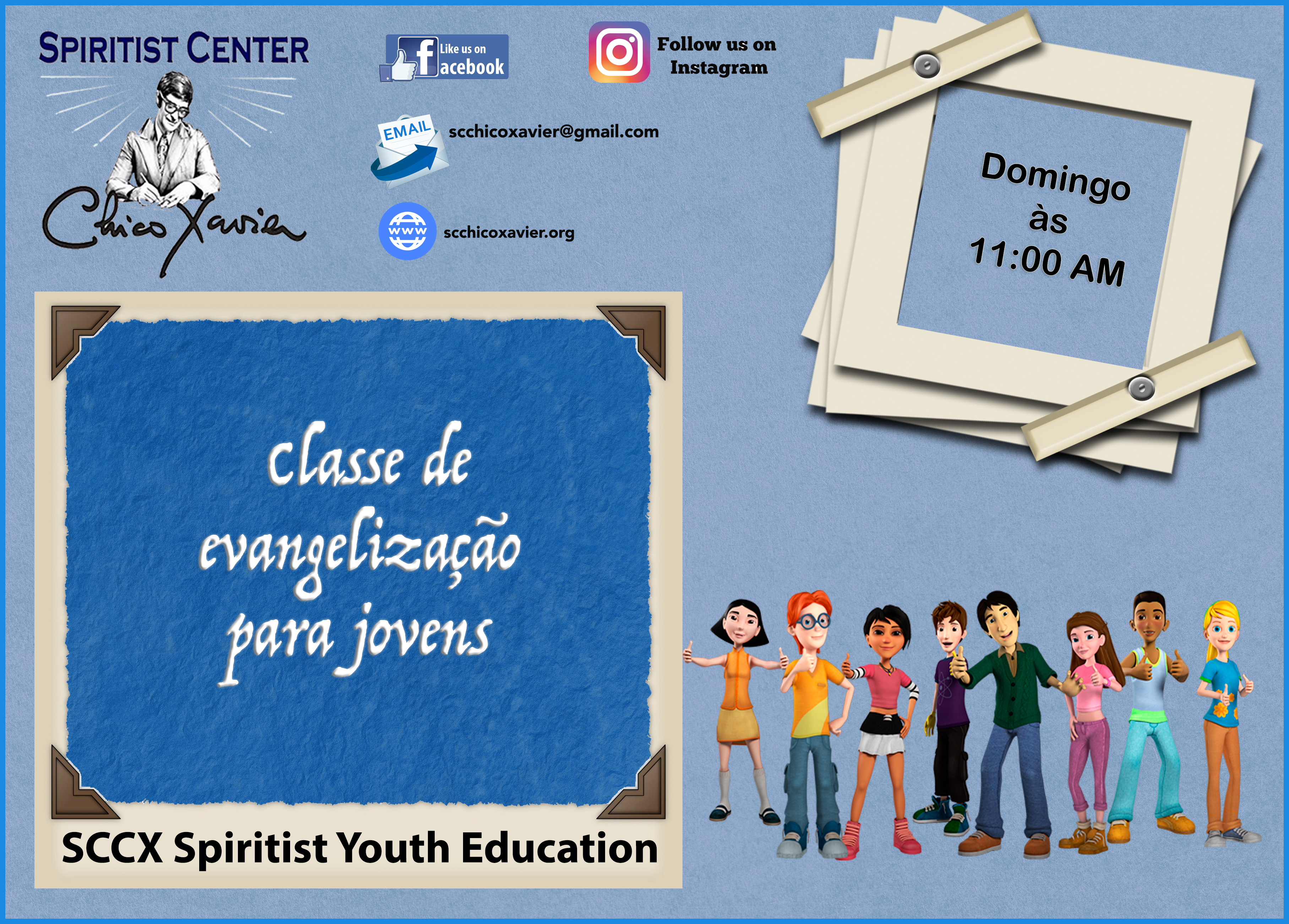 SCCX Yoth Education