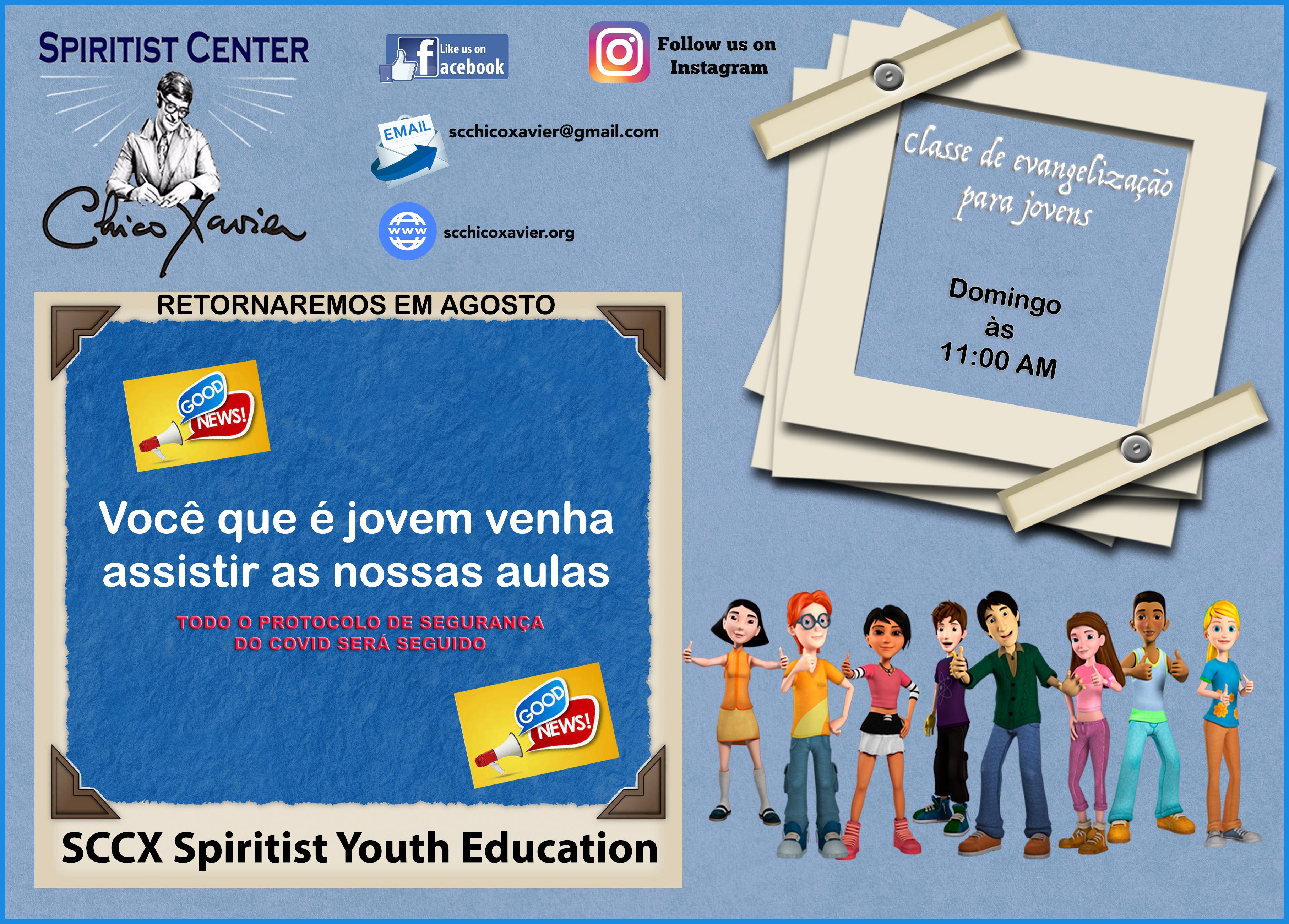 SCCX Yoth Education - Agosto 21