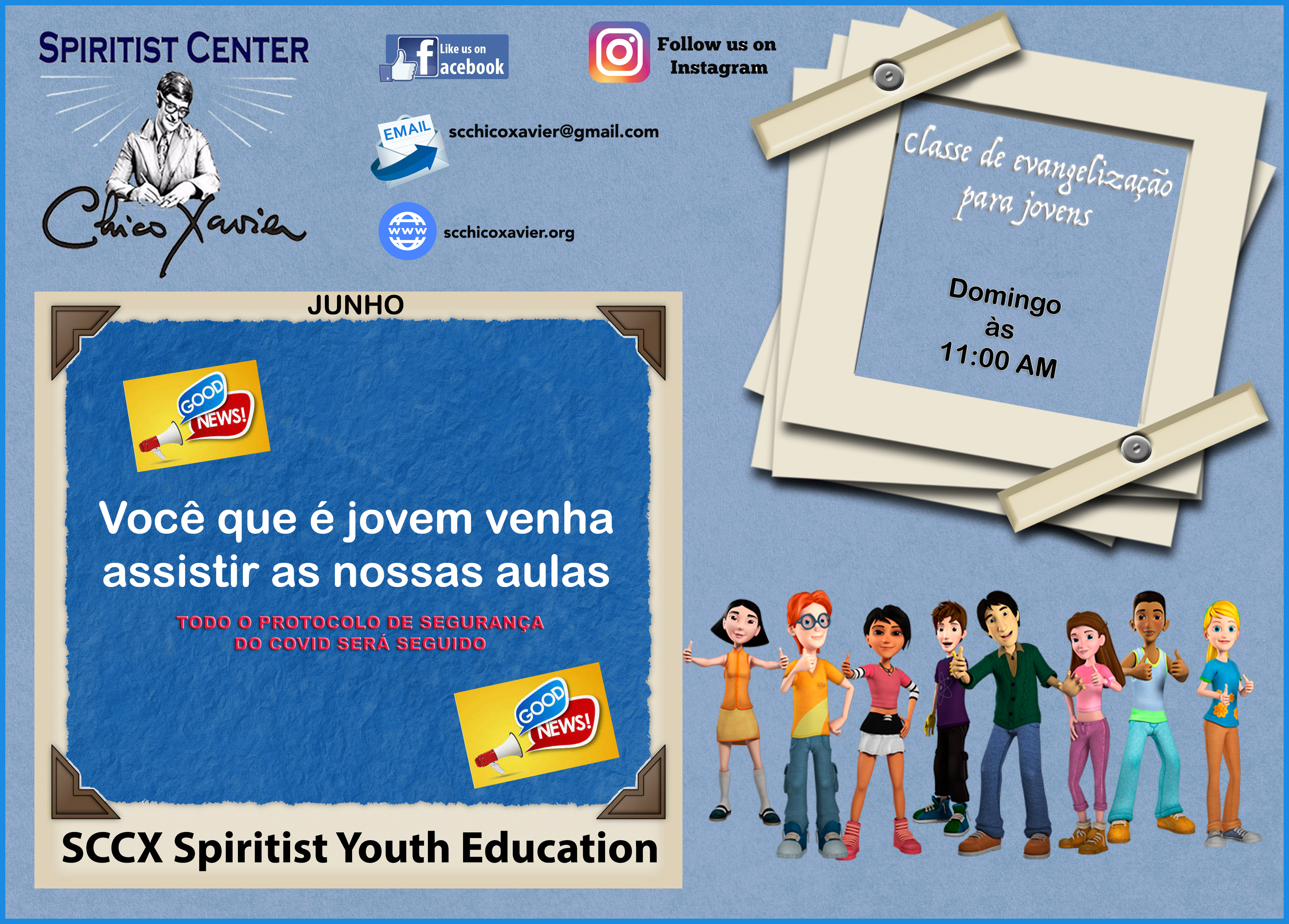 SCCX Yoth Education Junho 21