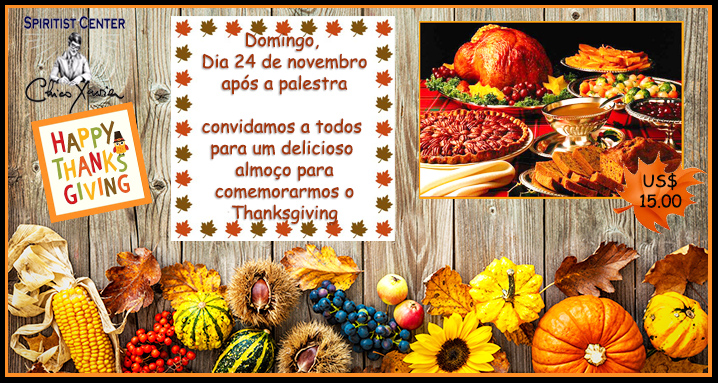 Colorful autumn border for Halloween and Thanksgiving