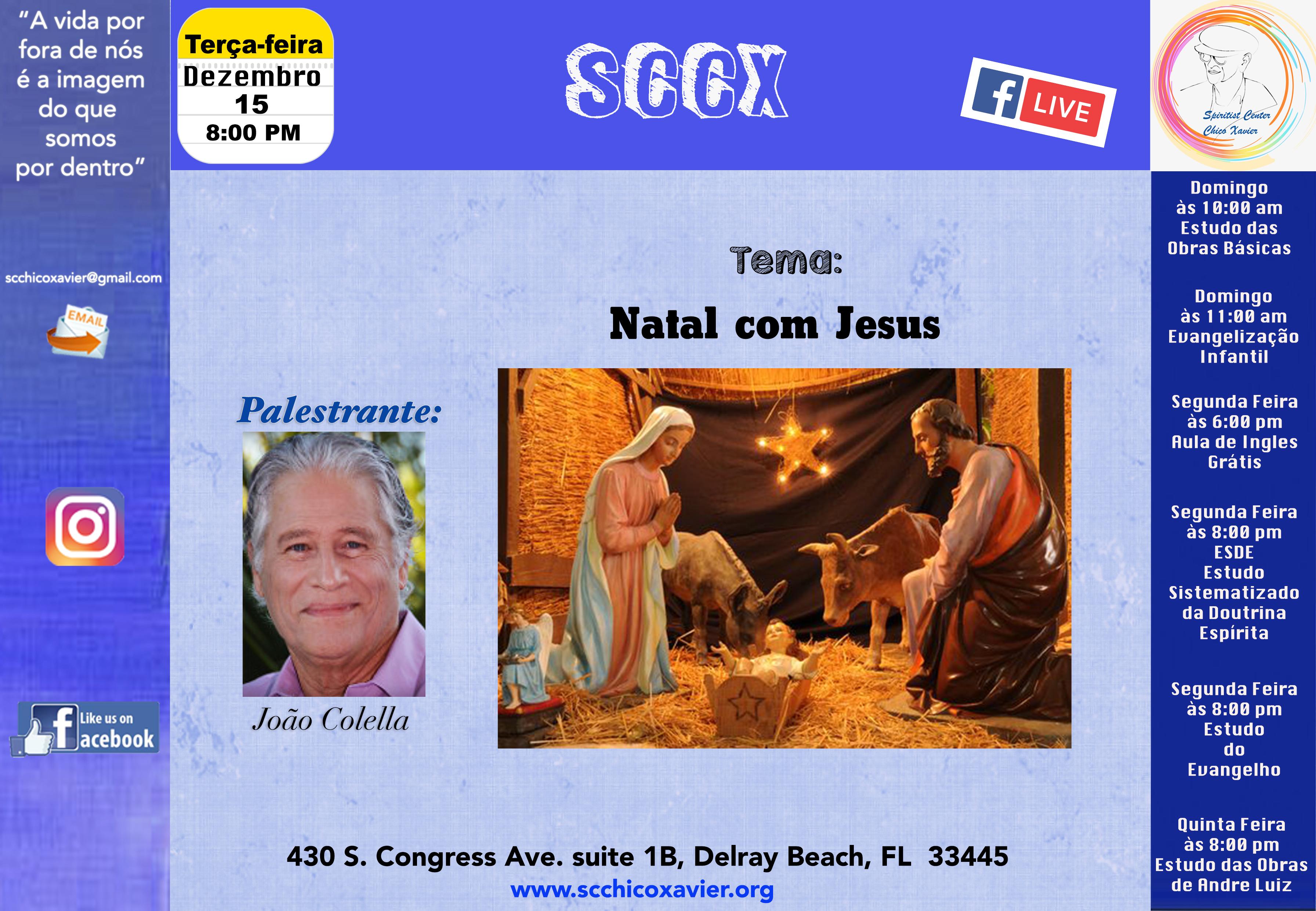 João Colella - Natal com Jesus